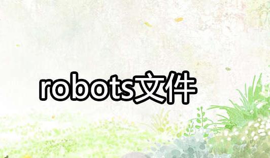 「九江seo」robos是什么  制作robos文件的注意事项!